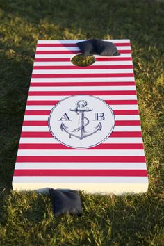 marthas vineyard wedding from kristen leigh conklin desiree spinner events cornhole chicwedding cornholecornhole ideascornhole gamediy - Cornhole Design Ideas