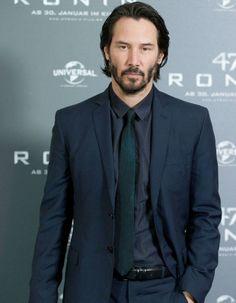 Keanu Reeves : son grand retour au cinéma ! - ELLE MARCH 2014