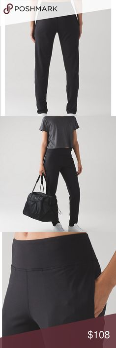 Lululemon Fit Physique Pant NWT/10 Black Lululemon Fit Physique Pant NWT/10 Black 🔴ALWAYS OPEN TO OFFERS-unless marked firm on price 🔴OFFERS SHOULD BE MADE THROUGH POSH OFFER FEATURE 🔴PRICES NOT DISCUSSED IN COMMENTS  🔴FEEL FREE TO ASK ANY QUESTIONS  ❌NO TRADES lululemon athletica Pants