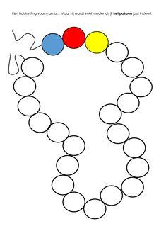 Childcare Activities, Preschool Learning Activities, Preschool Activities, Patterning Kindergarten, Felt Crafts Diy, Kids Math Worksheets, Preschool Writing, Montessori Materials, Math For Kids