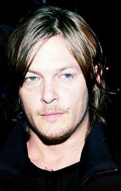 Again, the eyes... #ForeverReedus