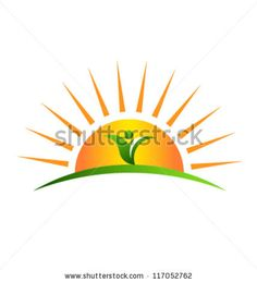 Find Sunrise Plant stock images in HD and millions of other royalty-free stock photos, illustrations and vectors in the Shutterstock collection. Sun Logo, Logo Design, Graphic Design, Solar Power, Sunrise, Royalty Free Stock Photos, Plants, Solar Energy, Plant