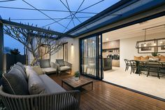 Getting creative with smaller outdoor spaces