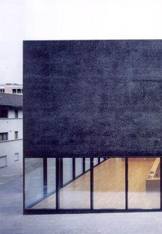 christian kerez | kunstmuseum . liechtenstein