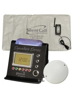 The Alzheimer's Caregiver Alerting Kit uses a mat that goes under a rug near the bed, a receiver and a bed/pillow shaker/vibrator that can alert you to night-time wandering without waking the entire house. Telephone Line, Hearing Impaired, Taken For Granted, Caregiver, Cooking Timer, Alarm Clock, Kit, Walks, Shake