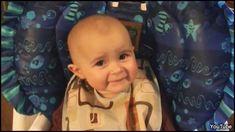 Viral video: 'Emotional baby! Too cute!'