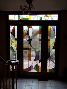 Glass art Projects How To Paint - - - - Wine Glass art Wedding - Modern Stained Glass, Stained Glass Door, Stained Glass Designs, Stained Glass Panels, Stained Glass Projects, Stained Glass Patterns, Leaded Glass, Window Glass, Window Art