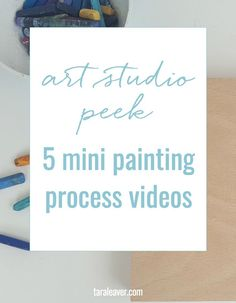 Want to know how to make a painting you love? It doesn't have to be complicated, and you don't need to have a degree or know all the theory.