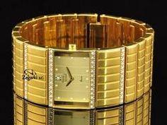 OKAZJA !! Elegancki Złoty zegarek !!PIERRE RICAUD P4051.1141