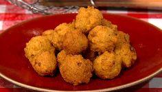 Fried Cornbread Balls