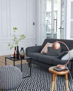 "Gefällt 1,333 Mal, 3 Kommentare - NORDIK SPACE (@nordikspace) auf Instagram: ""Obsessed with this living room. via @bloglovin #scandinavian #interior #livingroom #simplicity…"""