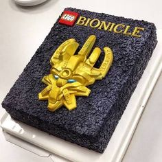 Image result for bionicle cake