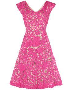 Iman Tapework Dress - Race Day Dress