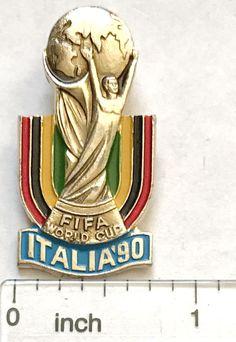 USSR SOVIET RUSSIAN SOCCER PIN 1990 WORLD CUP ITALIA ITALY FIFA CUP    eBay