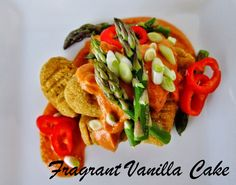 Raw Southwest Spring Carrot Gnocchi with Spicy Chili Sauce