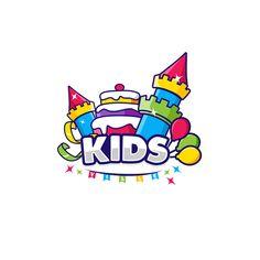 KiDsViLLe needs a creative,attractive logo Design by robertharmen