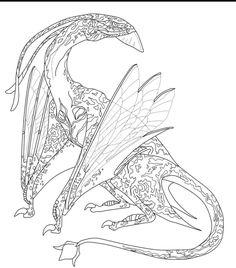 Avatar Animals Pandora Drawings