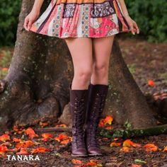 The boots we all love: cano longo! Com cadarço para deixar ainda mais charmoso <3 http://ift.tt/1SLG2kZ  Ref. T0364
