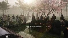 'Press X to pay respects': Call of Duty: Advanced Warfare's funeral scene is so Call of Duty - Gaming - Gadgets and Tech - The Independent