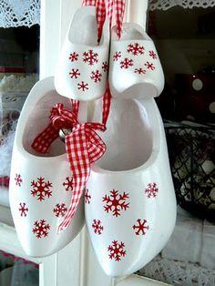 Christmas Clogs