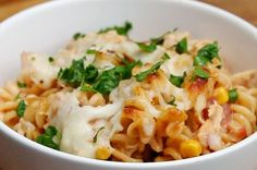 You'll Definitely Want To Drop Everything And Make This BBQ Chicken Pasta Bake For Dinner