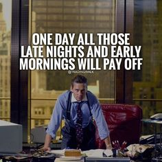 It will all be worth it ... Forex Trading Strategies, Tips And Education ... #Forex #Stocks #Binary #Traders #Trading #Money #Investing