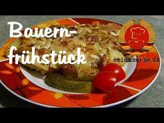 ostdeutsches Bauernfrühstück nach DDR Rezept