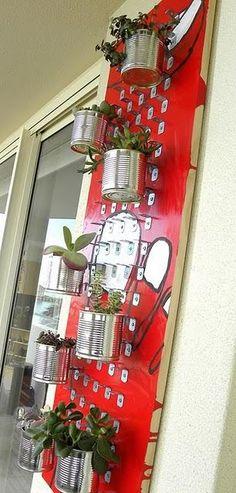 Instalacion de mallas en jardines para enredaderas ideas for Como se hace un jardin vertical