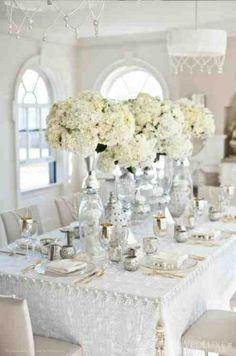 Winter wonderland wedding inspiration Keywords: #winterweddingideasandinspiration #winterweddingreceptiontabledecor #jevelweddingplanning Follow Us: www.jevelweddingplanning.com www.facebook.com/jevelweddingplanning/