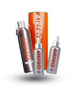 Treat and Detox your hair with The Recovery -Treatment Set.This set includes Airfro Hot Shots + Airfro AIR:HOT SHOTS - Hot Oil TreatmentThinning hair, split ends and breakage are all common occurrences in busy lives. Regular workouts often leave our hair stripped of nourishment as it is used elsewhere to strengthen our bodies. Fortify your hair with AIRFRO Hot Shots � 100% PureEssential Oils Treatments. Hot oil treatments are the healthiest way for your hair to use natural oils to th Pure Castor Oil, Pure Argan Oil, 100 Pure Essential Oils, Essential Oil Blends, Kukui Oil, Macadamia Oil, Clarifying Shampoo, Healthy Scalp, Hair Thickening