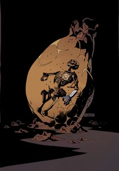 mike mignola witches - Google Search