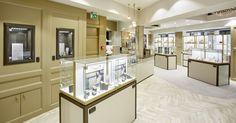 Hugh Rice Jewellers by Innovare Design, East Yorkshire – UK » Retail Design Blog