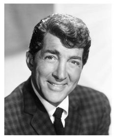 DEAN MARTIN great portrait still - (L402)
