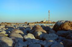 :: The northernmost place of Estonia - Vaindloo island, Gulf of Finland - © Arne Ader / Loodusemees