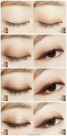 Asian Eye Makeup
