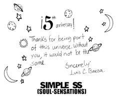 S·S: SIMPLE UNIVERSE  #universe #letter #menswear