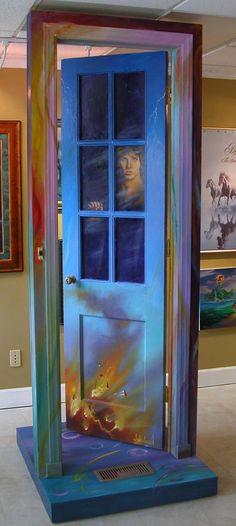 Jim Morrison's Door