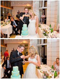 Schnabulerie Hochzeitstorte klassisch-schlicht-romantisch mit ...