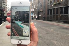 AR navigation app promises better accuracy than GPS alone