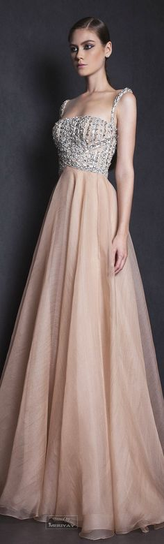 Glamour Gowns: Tony Ward Spring-summer 2015.