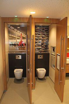 Toletto maakt wc-bezoek tot een beleving.