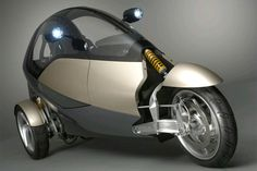 BMW CLEVER Enclosed Trike 3 Wheeler