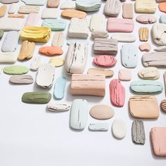 Ceramic soaps