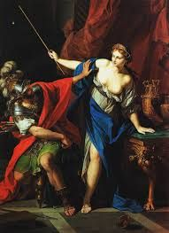 Circe e Ulisse ( 1760 - 1770 circa ) - Giuseppe Bottani