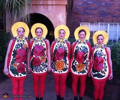 Matryoshka+costume   Matryoshka Dolls Halloween Costumes   Russian Nesting Dolls Group ...