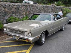 1969 Plymouth Sport Fury HT