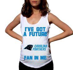 Carolina Panthers Baby Carolina Panthers Shirt Boy by FreshBreak