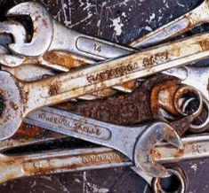 Not only is rust an unattractive growth to find on your possessions, but it can decrease the functionality of objects. Rusty parts