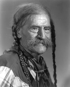 "Real - Frank ""Pistol Pete"" Eaton - they say he could shoot a snake's head off with either hand - real dangerous man - ... JamesAZiegler.com"