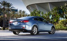 Mazda 6 at its best.